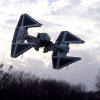 A French Guy Has Built TIE Interceptor Clone Drone
