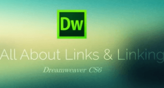 All About Links & Linking in Dreamweaver CS6 By Nathaniel Dodson at TutVid