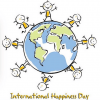 March 20 - International Day Of Happiness Campaign