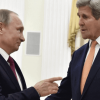 Putin trolls Kerry during talks in Moscow - What's in the briefcase?