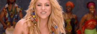 Shakira Waka Waka This Time for Africa